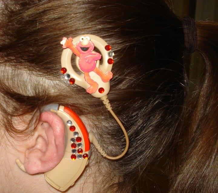 Elmo bling
